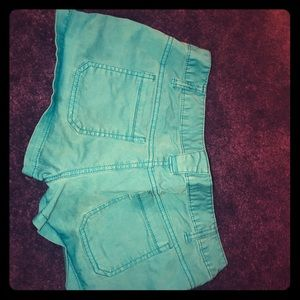 Blue Mossimo Supply Co. Shorts